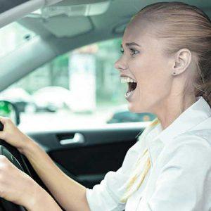 استرس و ترس از رانندگی